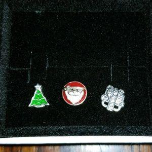 Locket Charms - Christmas Theme